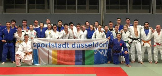 Internationales Randori 2016