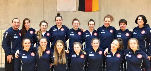 1. Bundesliga Judo Frauen Judo-Club 71